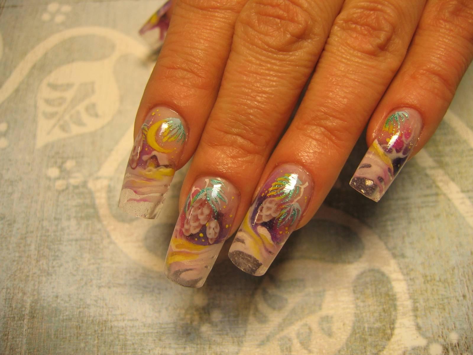 Новогодний дизайн ногтей рекомендации